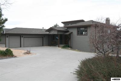 Reno Single Family Home For Sale: 16190 N Timberline