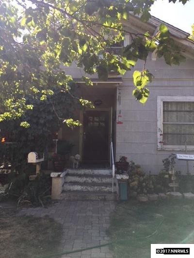 Reno Single Family Home For Sale: 101 Keystone