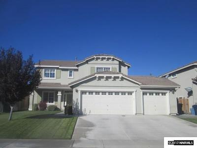 Fernley Single Family Home For Sale: 1760 Walnut Dr.