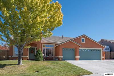 Sparks Single Family Home Active/Pending-House: 7950 Zaragoza Ct
