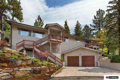 Zephyr Cove Single Family Home For Sale: 3 Hopi Ct.