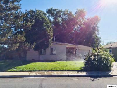 Sparks Single Family Home Active/Pending-Loan: 1505 9th St