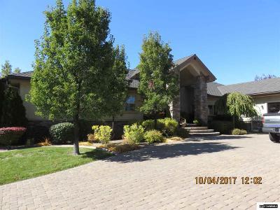 Reno Single Family Home For Sale: 485 Genovese