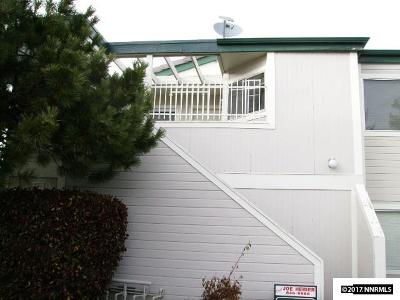 Sparks Condo/Townhouse For Sale: 2519 Sunny Slope #1