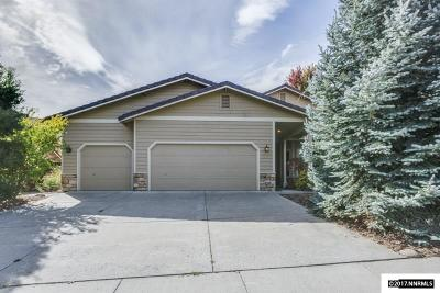 Reno Single Family Home For Sale: 8710 White Fir Street