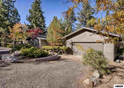 Carson City Single Family Home For Sale: 4400 Meadow Wood Rd.