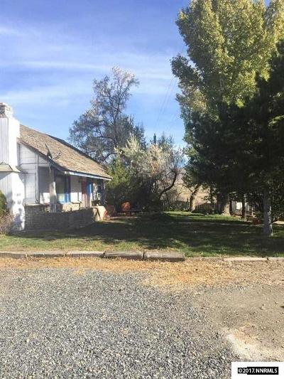 Lovelock Single Family Home For Sale: 1015 Marker Lane