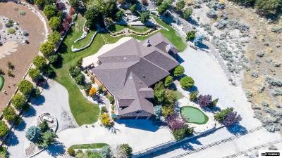 Reno, Sparks, Carson City, Gardnerville Single Family Home Price Reduced: 176 Taylor Creek Rd.