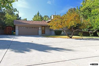 Single Family Home Sold: 13460 Rim Rock Drive