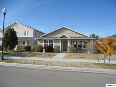 Gardnerville Single Family Home For Sale: 1383 Pin Oak Dr