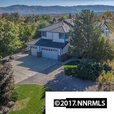 Reno Single Family Home For Sale: 6406 Evans Creek