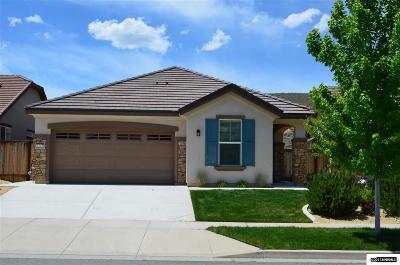 Reno Single Family Home Active/Pending-Loan: 1245 W Del Webb Pkwy