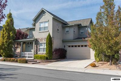 Sparks Single Family Home Active/Pending-Loan: 1018 Floral Ridge Way
