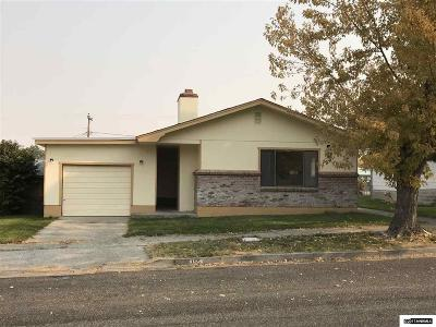 Winnemucca Single Family Home For Sale: 1551 Harmony Rd.