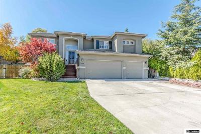 Reno Single Family Home For Sale: 8768 Stonefly Ct.