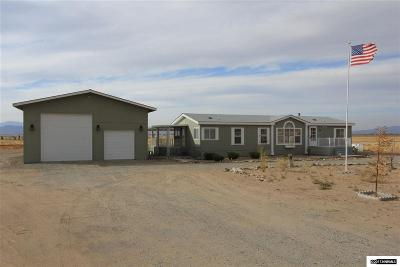Yerington Manufactured Home For Sale: 26 Shirley Lane
