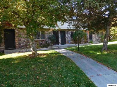 Carson City Condo/Townhouse Active/Pending-Call: 838 Travis St. #C