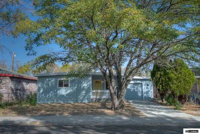 Reno Single Family Home Active/Pending-Loan: 1935 Trainer Way