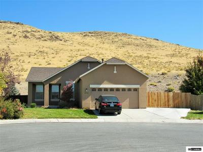 Sparks NV Single Family Home For Sale: $324,900