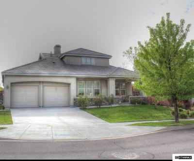 Reno Single Family Home For Sale: 1840 Star Pine
