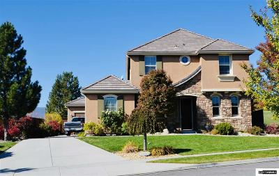 Reno Single Family Home Active/Pending-House: 7715 Harvest Hill