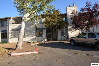 Reno Condo/Townhouse For Sale: 2345 Tripp #8