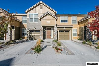 Sparks NV Condo/Townhouse For Sale: $249,900