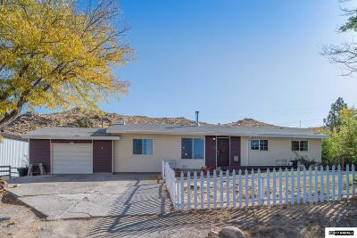 Reno Single Family Home For Sale: 8930 Reservoir St