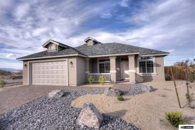 Fernley Single Family Home For Sale: 1187 Jasmine