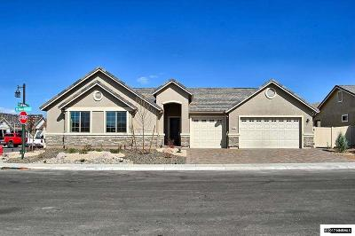 Reno Single Family Home Active/Pending-Loan: 501 Alpine Rose Court
