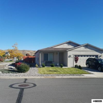 Washoe County Single Family Home Active/Pending-Short Sale: 18264 N Pin Oak Court