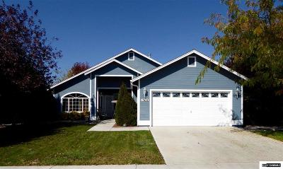 Gardnerville Single Family Home For Sale: 1368 Falstaff Ln