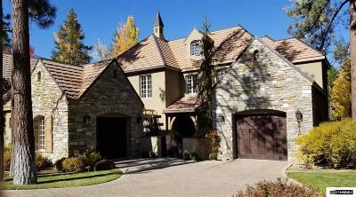 Reno Single Family Home For Sale: 6410 Zermatt Ct