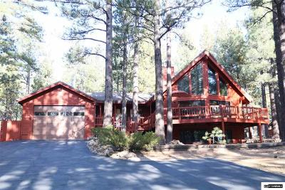 Reno Single Family Home For Sale: 755 Yellow Pine Road