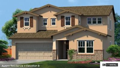 Reno Single Family Home For Sale: 9430 Lost Valley Road #Lot #133