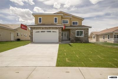 Fernley Single Family Home For Sale: 572 Kim Court