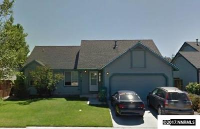 Carson City Single Family Home New: 369 Somerset
