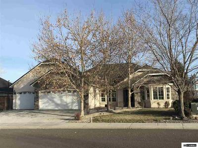 Fernley Single Family Home For Sale: 1138 Dixie Lane