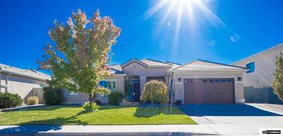 Reno Single Family Home For Sale: 1640 Gulch Way