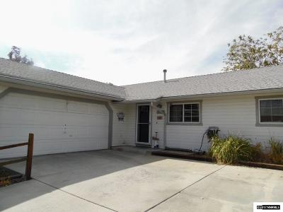 Carson City Single Family Home New: 2504 Canter Way
