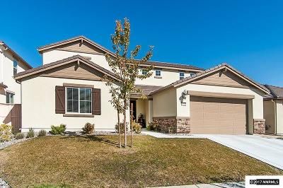 Reno Single Family Home New: 1885 Fledge Creek Dr.
