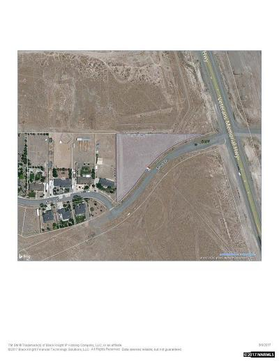 Fernley NV Residential Lots & Land For Sale: $55,000