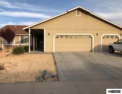 Sparks Single Family Home Active/Pending-Loan: 2176 Rockin Robin Drive