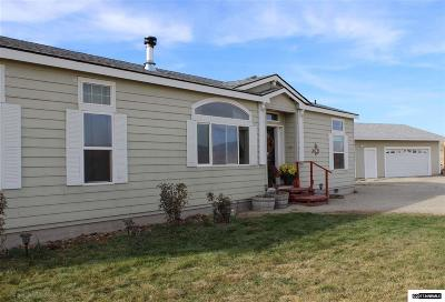 Reno Manufactured Home For Sale: 4555 Big Dog Rd