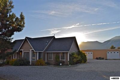 Washoe County Single Family Home Active/Pending-Loan: 2105 Lakeshore Dr.
