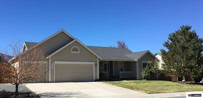 Minden Single Family Home Active/Pending-Call: 2972 Hot Springs Rd.