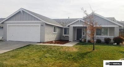 Reno Single Family Home New: 9412 Long River
