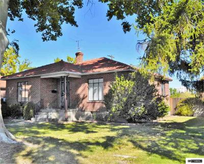 Reno Single Family Home Active/Pending-Loan: 640 Edelweiss Street