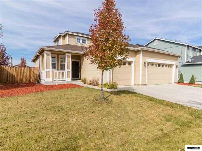 Reno Single Family Home New: 8965 Finnsech