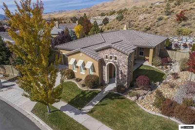 Reno Single Family Home For Sale: 7785 Harvest Hill Lane